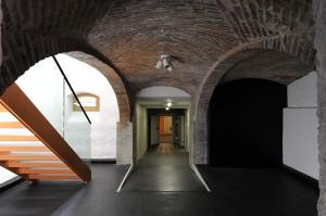 L'entrée de la nouvelle extension souterraine YC copyright © Jacqueline Mingard