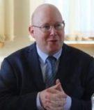 Gilles Grin, docteur en relations internationales