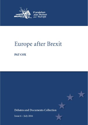 No 6 (07 2016) P  Cox - Europe after Brexit